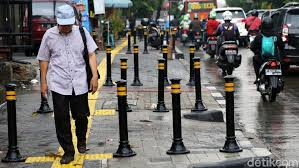 Bollards indonesia